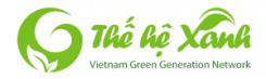 logo thế hệ xanh
